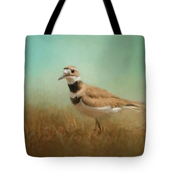 Sunny Day Stroll Tote Bag