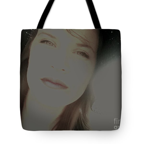 Sunny Disposition Tote Bag by Amanda Barcon