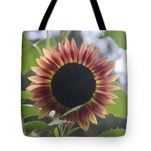 Sunny Face Tote Bag