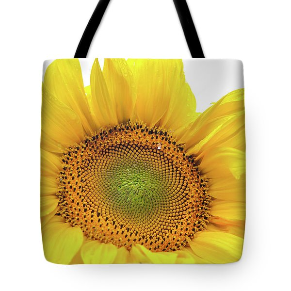Tote Bag featuring the photograph Sunny Flower 1 by Jenny Rainbow