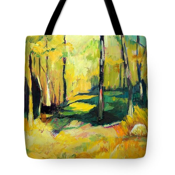 Sunny Meadow Tote Bag