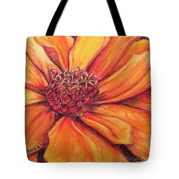 Sunny Perspective Tote Bag