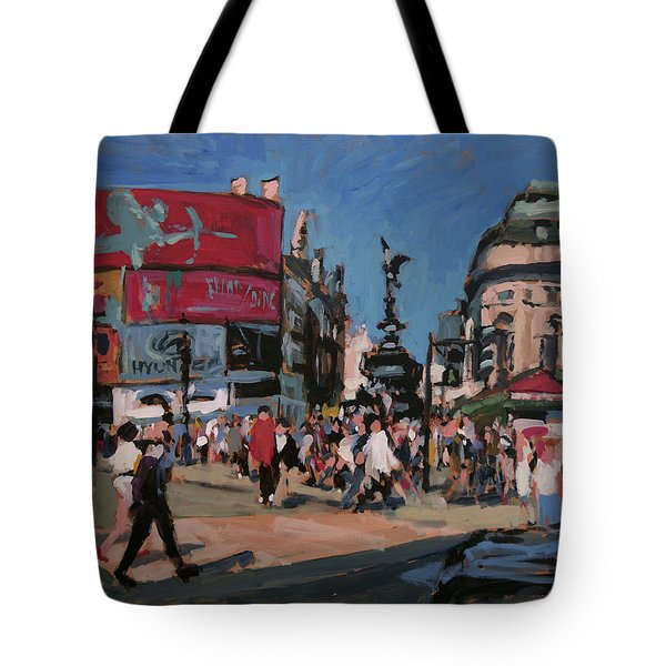 Sunny Piccadilly Tote Bag