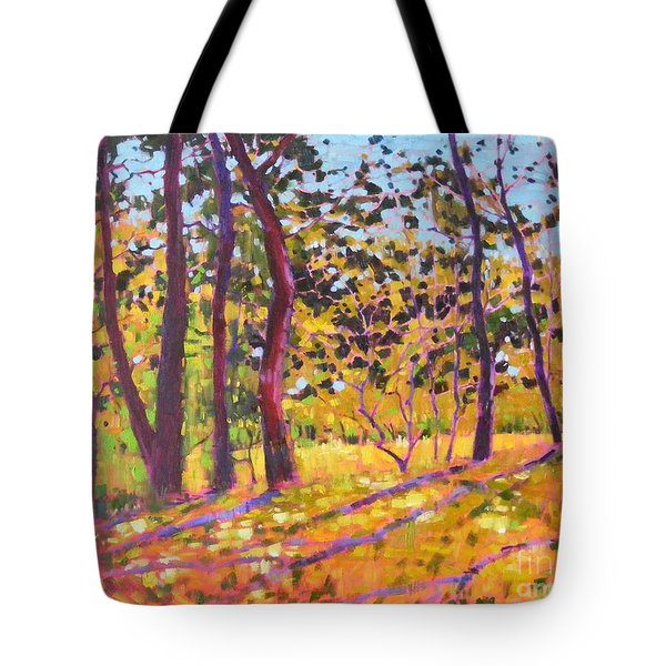 Sunny Place Tote Bag