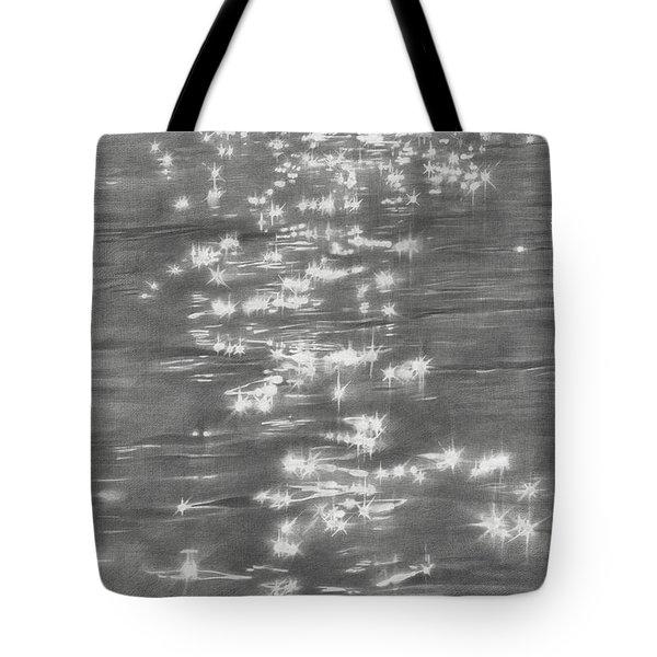 Sunny Sea Tote Bag