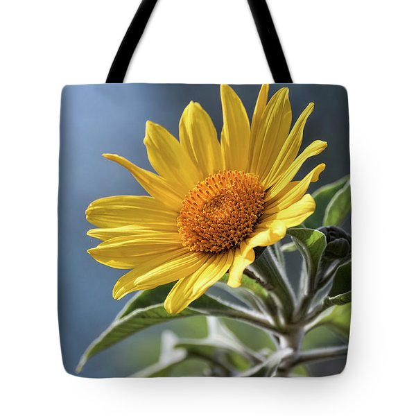 Tote Bag featuring the photograph Sunny Side Up  by Saija Lehtonen