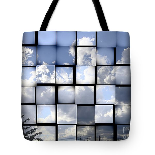 Sunny Sky Tote Bag
