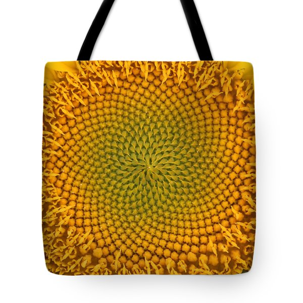 Sunny Swirl Tote Bag