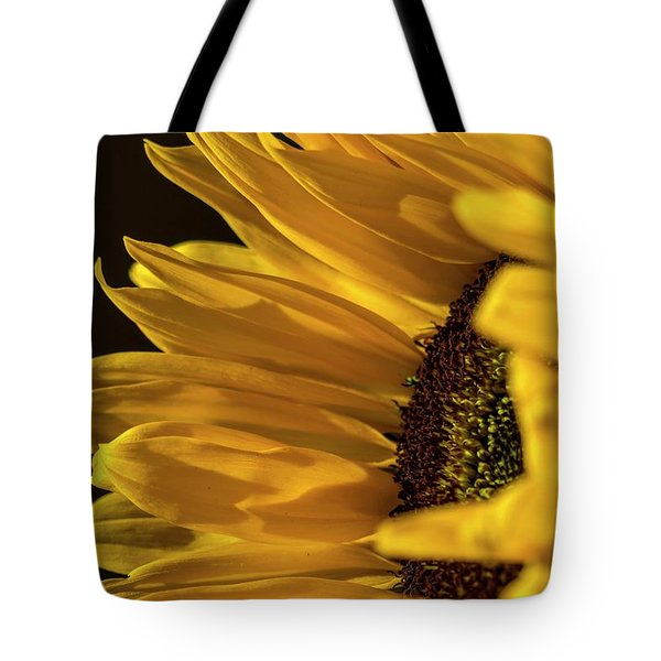 Tote Bag featuring the photograph Sunny Too By Mike-hope by Michael Hope
