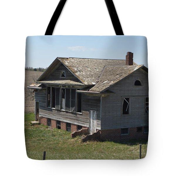 Sunnyside Dist #35 Tote Bag