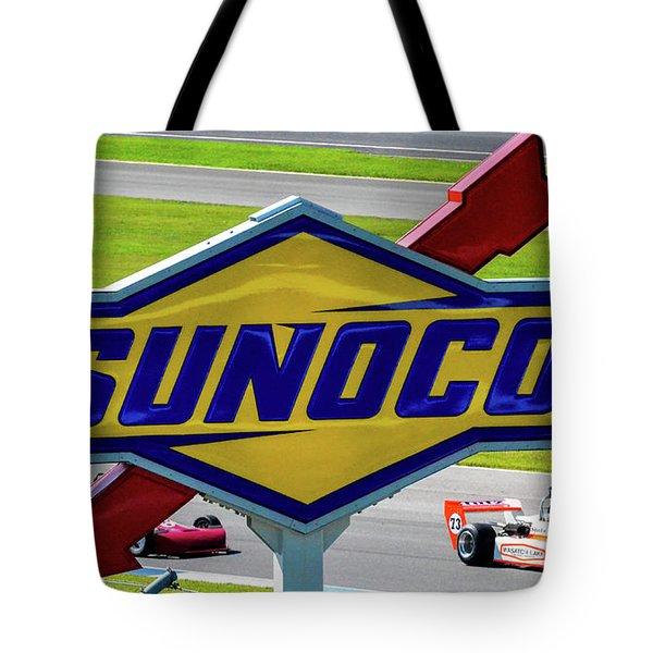 Sunoco Tote Bag