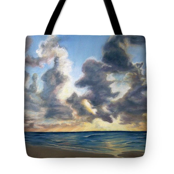 Sunrise 01 Tote Bag