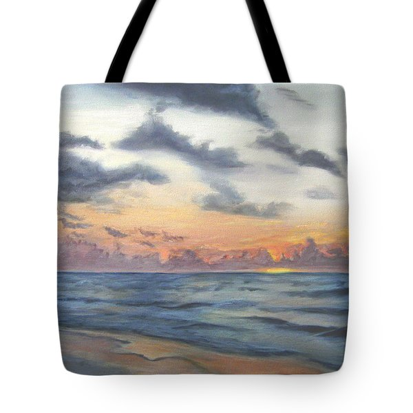 Sunrise 02 Tote Bag