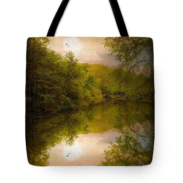 Sunrise 2 Tote Bag by Jessica Jenney