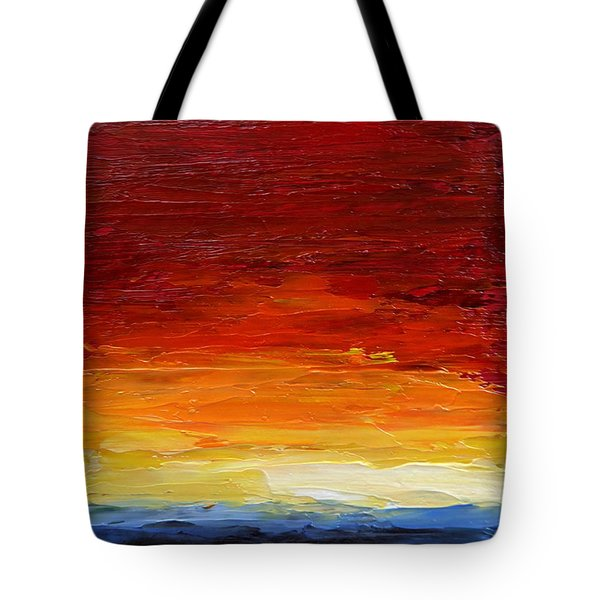 Sunrise #22 Tote Bag