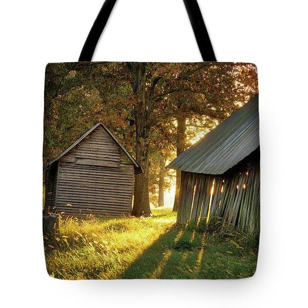 Sunrise Tote Bag