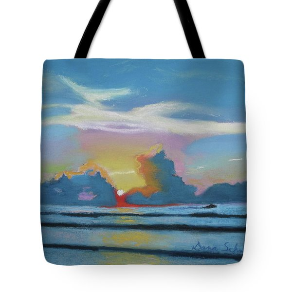 Sunrise At Cape Canaveral Beach Tote Bag