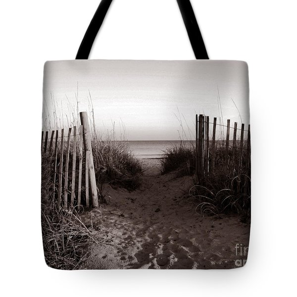 Sunrise At Myrtle Beach Sc Tote Bag