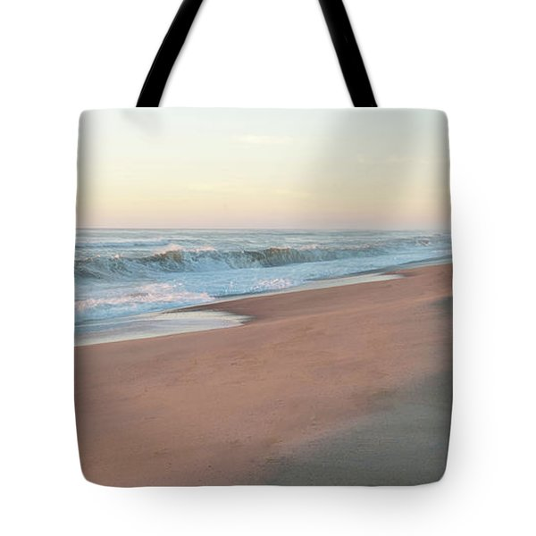 Sunrise At Nauset Tote Bag