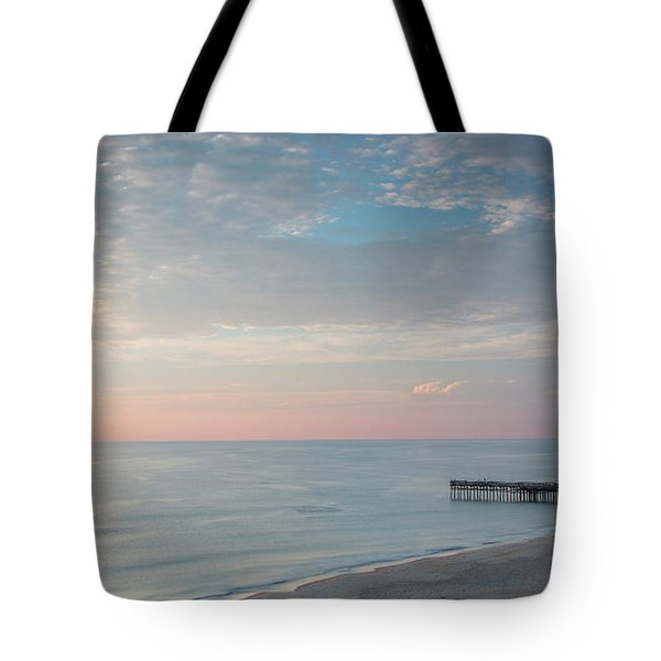 Sunrise At Sandbridge, Va Tote Bag