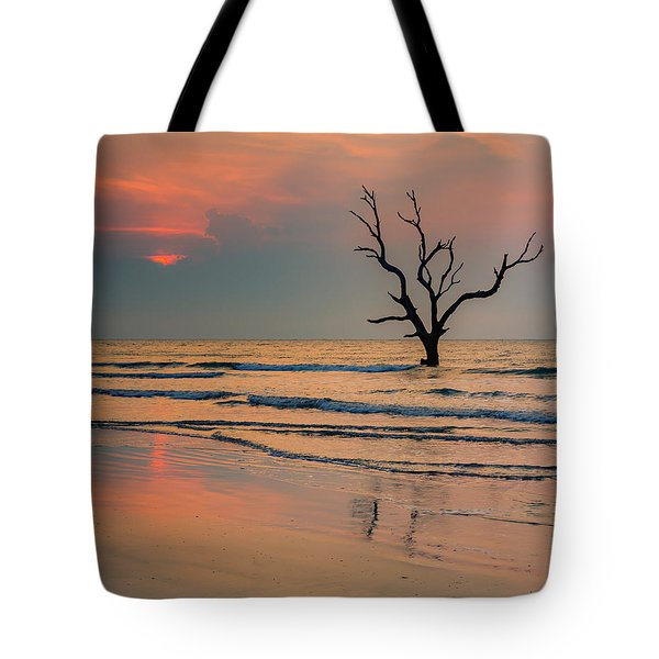 Sunrise At The Boneyard Tote Bag