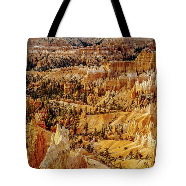 Sunrise Bryce Canyon Tote Bag