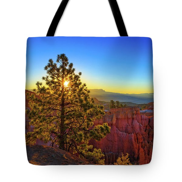 Sunrise Bryce Canyon National Park One Tote Bag