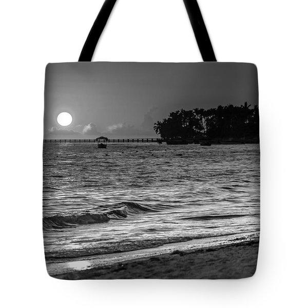 Sunrise  Tote Bag by Bulik Elena