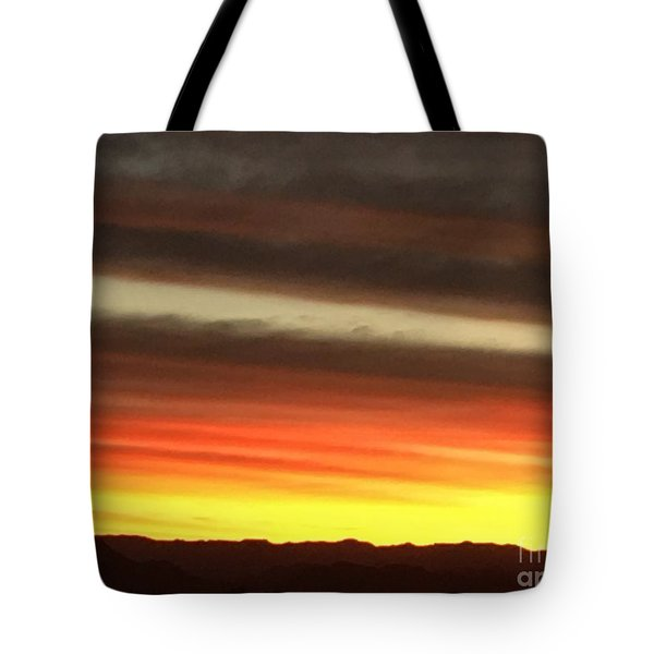 Sunrise Collection #1 Tote Bag