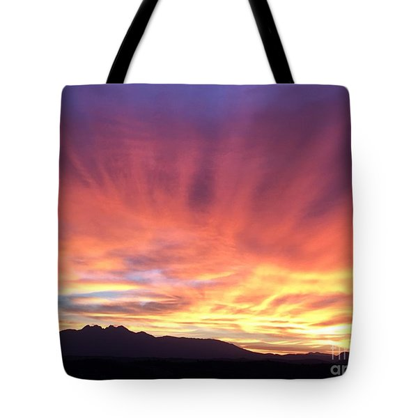 Sunrise Collection #2 Tote Bag