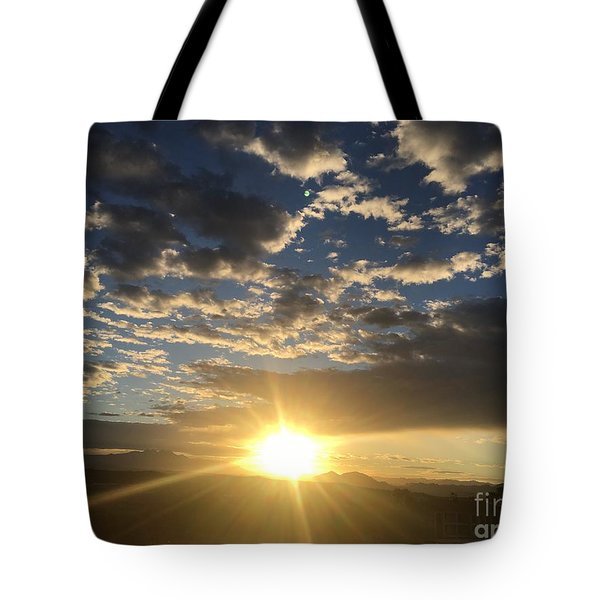 Sunrise Collection #3 Tote Bag