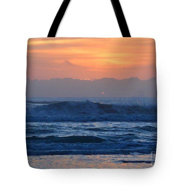 Sunrise Dbs 5-29-16 Tote Bag
