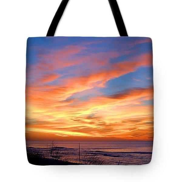 Sunrise Dune I I I Tote Bag