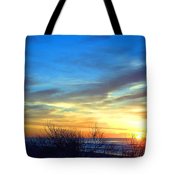 Sunrise Dune I I Tote Bag