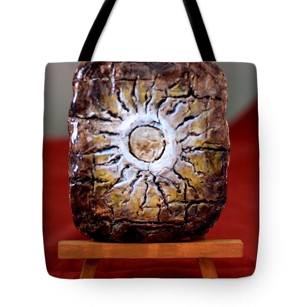 Sunrise Tote Bag by Edgar Torres
