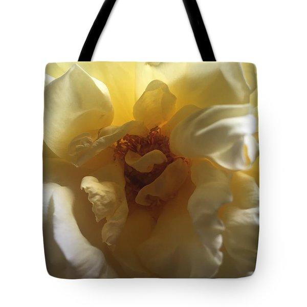 Sunrise Flower Tote Bag