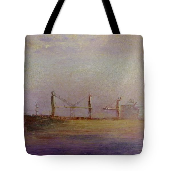 Sunrise Gold Tote Bag
