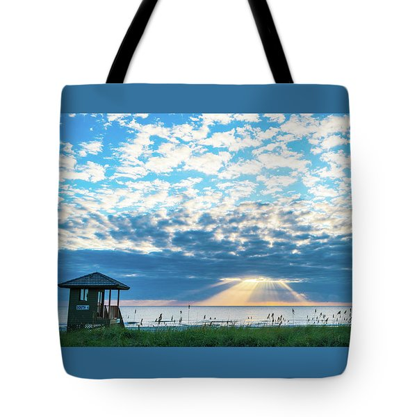 Sunrise Hope Delray Beach Florida Tote Bag