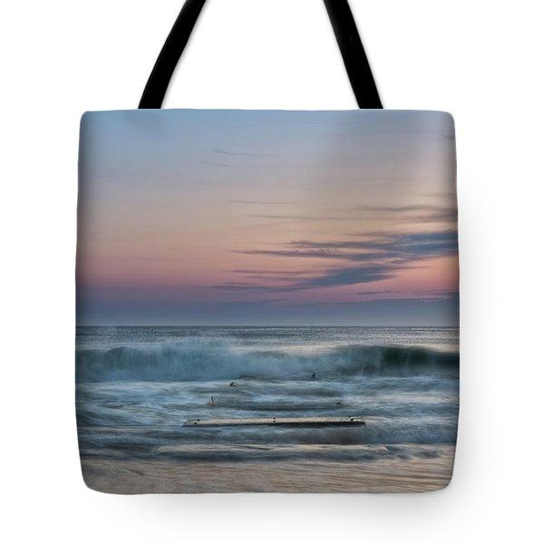 Sunrise Hunter Tote Bag