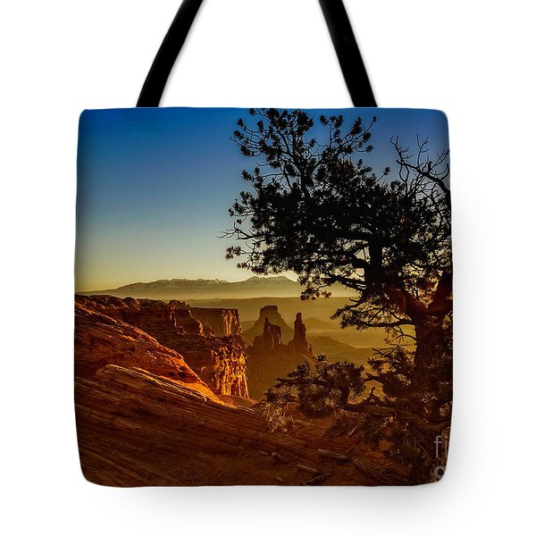 Sunrise Inspiration Tote Bag