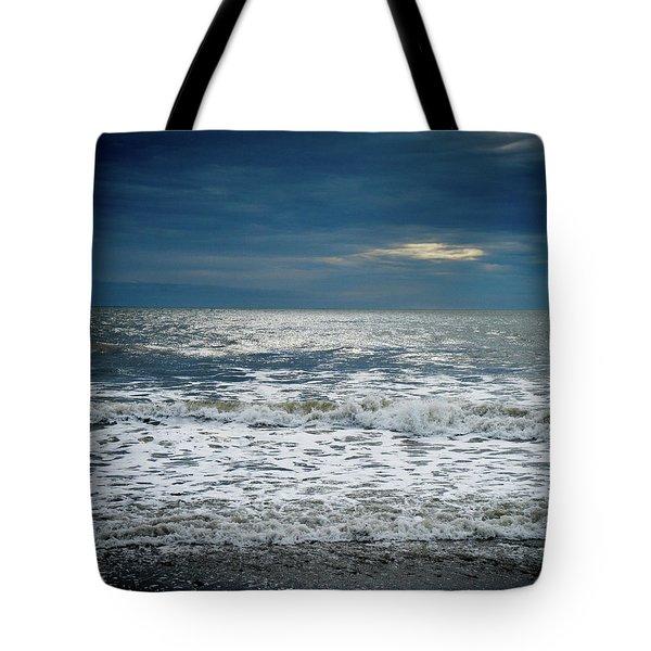 Sunrise-kennebunk Beach Tote Bag