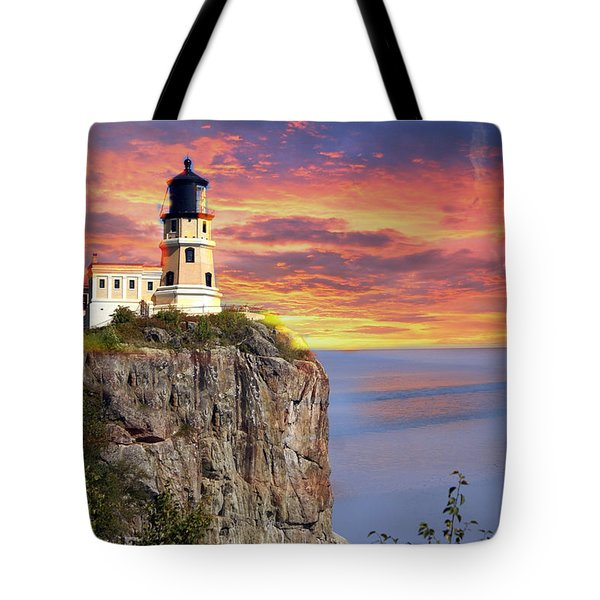 Sunrise Tote Bag by Marty Koch