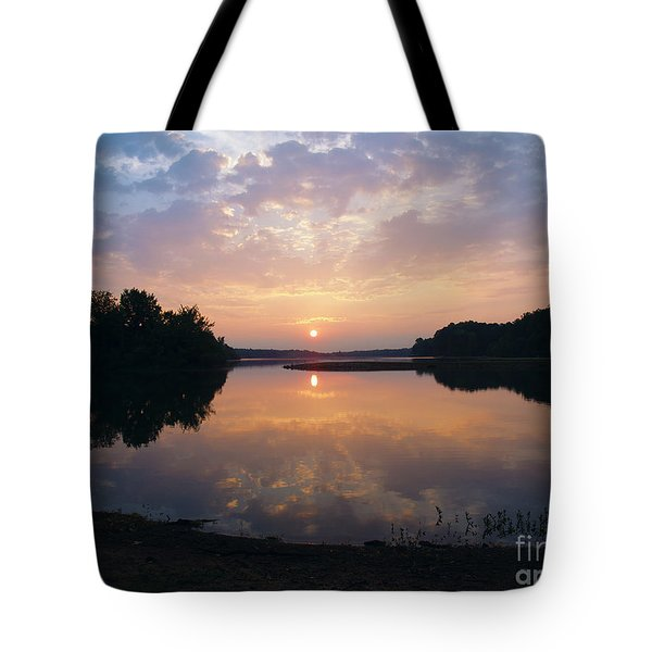 Sunrise Morning Bliss 152b Tote Bag