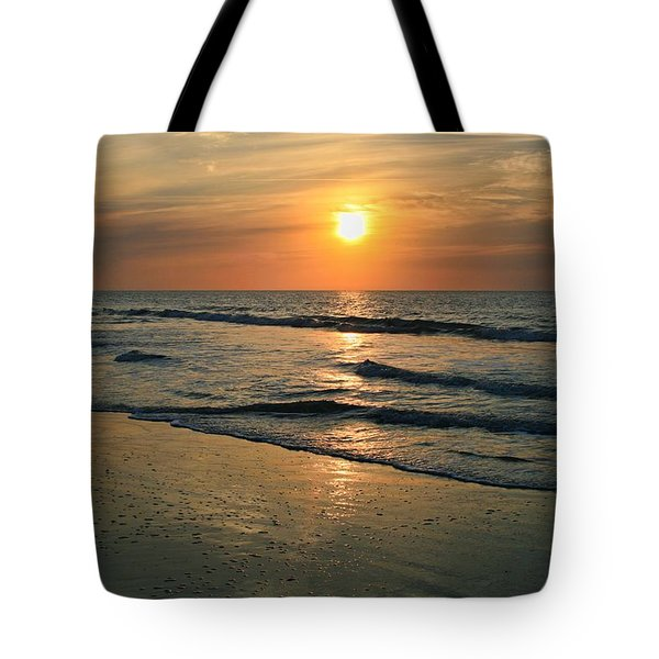 Sunrise Myrtle Beach Tote Bag