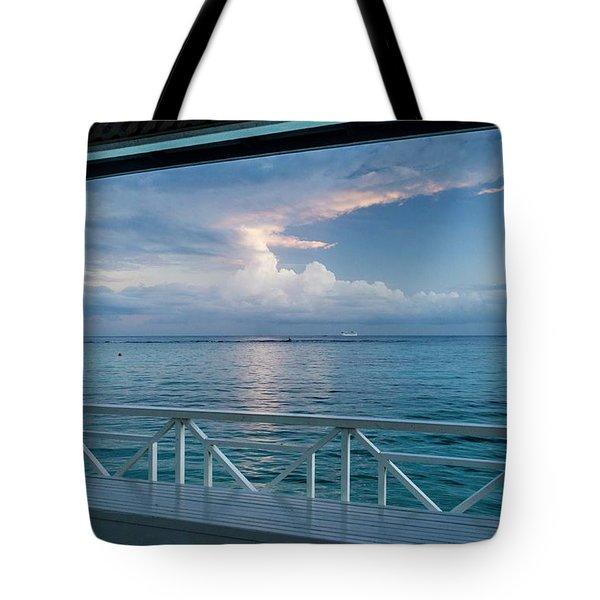 Sunrise, Ocho Rios, Jamaica Tote Bag
