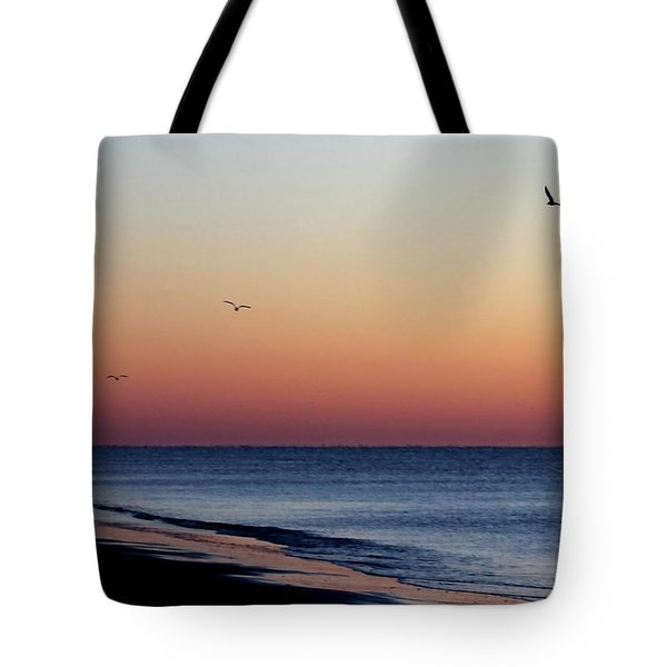 Sunrise On Hilton Head Tote Bag by Bruce Patrick Smith