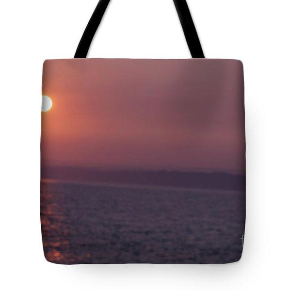 Sunrise Over St Ives Tote Bag