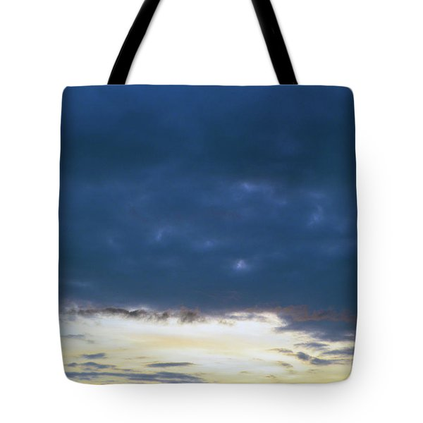 Sunrise Over The Cascades Tote Bag