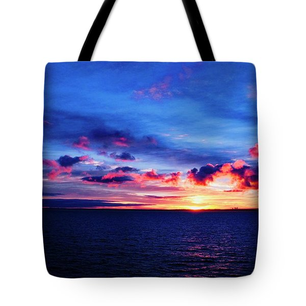 Sunrise Over Western Australia I I I Tote Bag