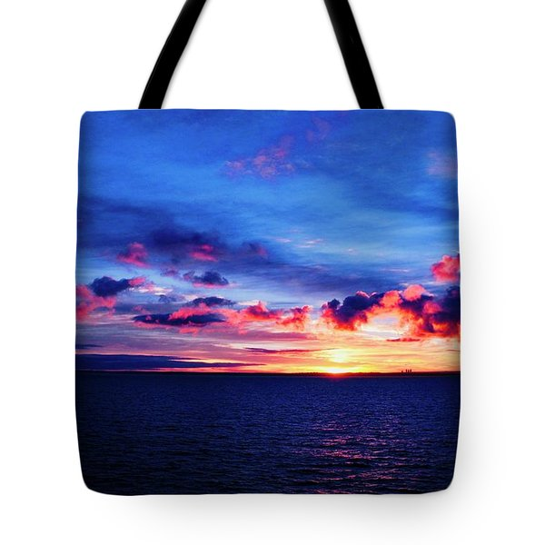 Sunrise Over Western Australia I I I Tote Bag